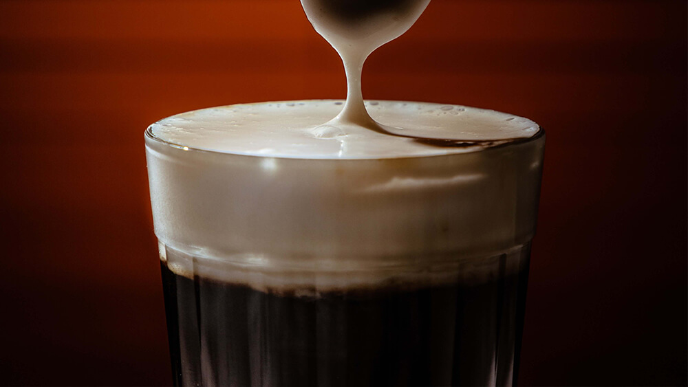 irish coffee storia