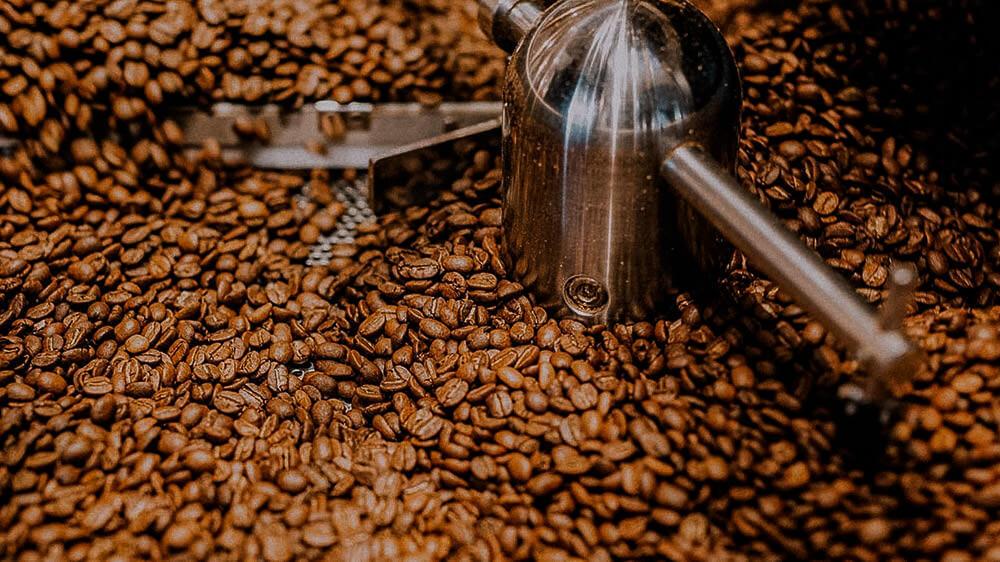 processo di tostatura del caffè