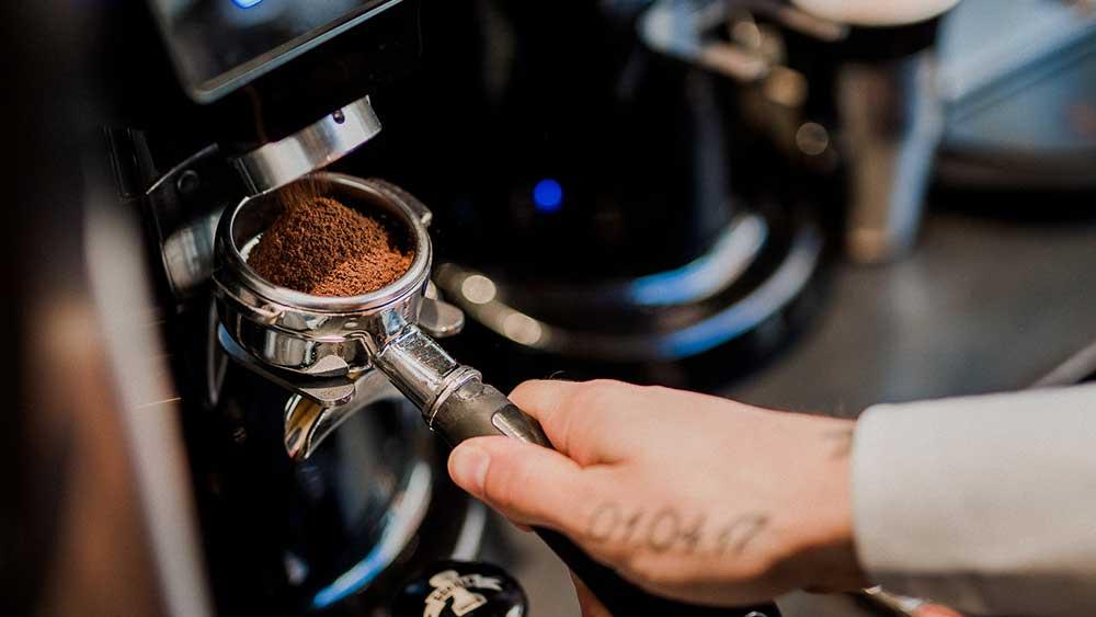macinatura caffè espresso